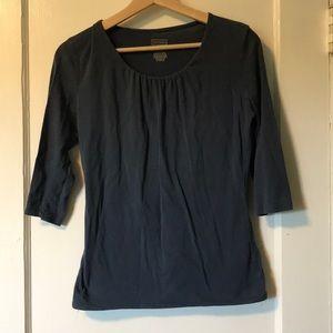 Merona 3/4-length sleeve top
